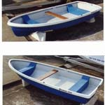 Seagull 12 - Mini Fishing Boat