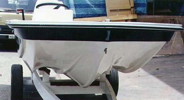 Seagull 14 - Work Boat