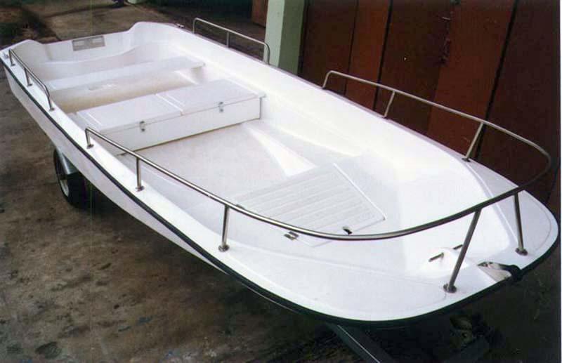 Seagull 15 - Pleasure Boat