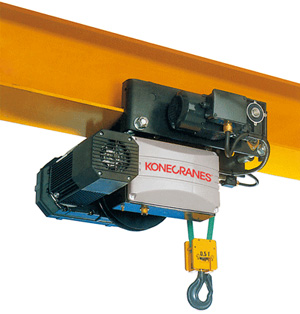 Electric Belt Hoists