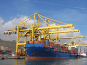 Ship-to-Shore Gantry Cranes