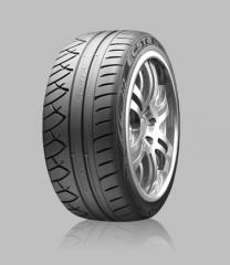 Kumho Extreme Perfomrnace Ecsta XS - KU36 tire