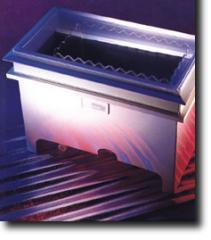 Qfa Series high temperature re-circulating quartz bath