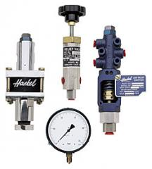 High Pressure Valves and System Accessories