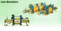 Gas boosters