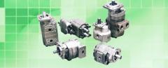 Dump Pump, Gear Pumps & Motors