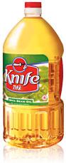 Knife Corn & Soya Bean Oils