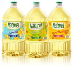 Naturel cooking oils