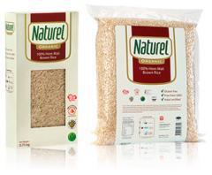 Naturel Organic Brown Rice