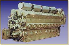 GM/EMD Diesel Engines