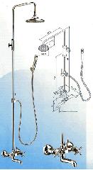 MSR K13 Modern Hand Showers