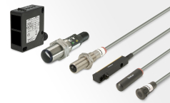 Thru beam photoelectric sensors