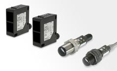 Diffuse proximity photoelectric sensors
