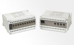 Multiplexed amplifiers