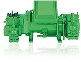 Bitzer Semi-Hermetic screw compressor