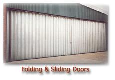Profile's Folding / Sliding and Hangar Doors