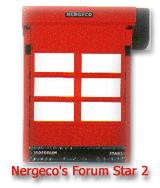 Nergeco forum star 2 High Speed Fabric Door