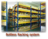 Boltless Rack System