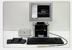 Ultra-Sonic Biomicroscope