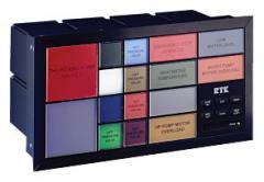 Series 725 - Programmable Alarm Annunciators