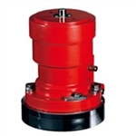 BRC 16000 is a Hydraulic Double-acting balanced rotary Actuator