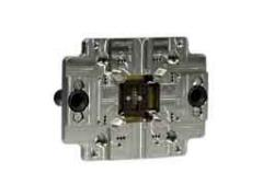 Universal Kelvin Contactor for High Power Plunge-to-Board Applications