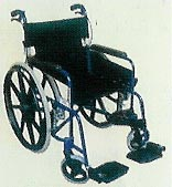 910024 'Budget Price Standard Wheel Chair'