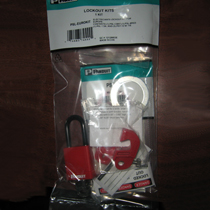 PSL-EUROKIT Electrician Lockout Kit