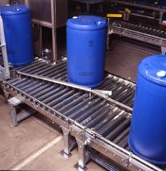 Drum roller conveyor type RBF