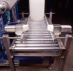 Container roller conveyor type RBB