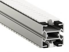 X45 (43 mm) Aluminum conveyors
