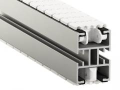 XS (44 mm) Aluminum conveyors