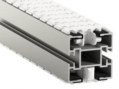 XL (63 mm) Aluminum conveyors