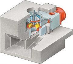 CVP Vertical, Concrete Volute Wet Pit Pump
