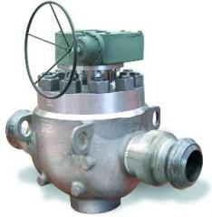 Valbart VT1 Top-Entry Trunnion-Mounted Ball Valve