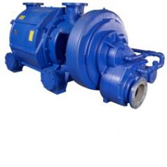 AT Two Stage Vacuum Pumps