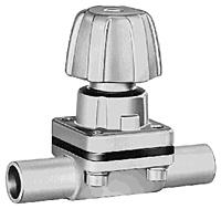 GEMU Type 602 Sanitary Diaphragm Valve