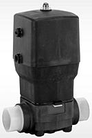 GEMU 600 HP High Purity Diaphragm Valve, Plastic