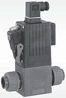 GEMU 205 Solenoid Valve, Plastic