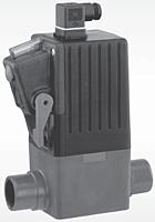 GEMU 225 Solenoid Valve, Plastic
