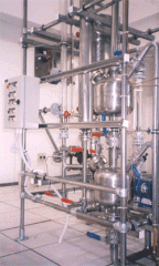 Natural and Forced Circulation Evaporator