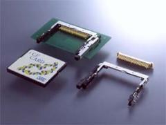 CF Card connector JC26C/JC26C2 series