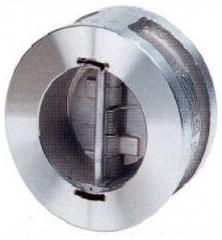 SVC check valve