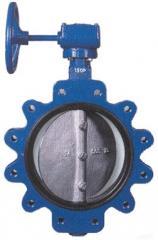 ST, DK butterfly valves