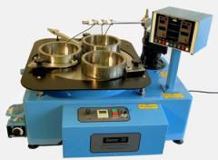 Kemet 20 Diamond Lapping Machine