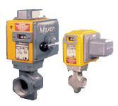 Electro-Mechanical Gas Shut Off Valves