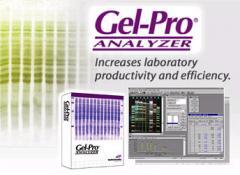 Gel-Pro Analyzer software