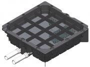 Elmich MEP® Tray (Modular Extensive Planting Tray) system
