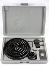 16-Piece Hole Saw Set with Case