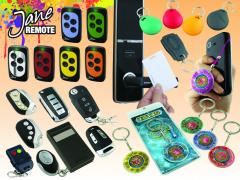 Car Remote, IC / ID Card, Locksmith Tools, Transponder Key